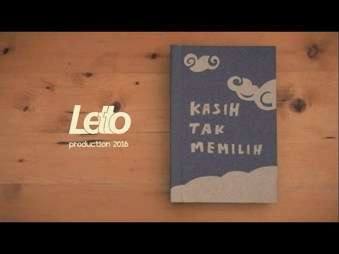 Kasih Tak Memilih - Letto - Official (revisited)