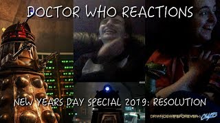 Doctor Who: RESOLUTION [New Years Day Special 2019] | REACTION