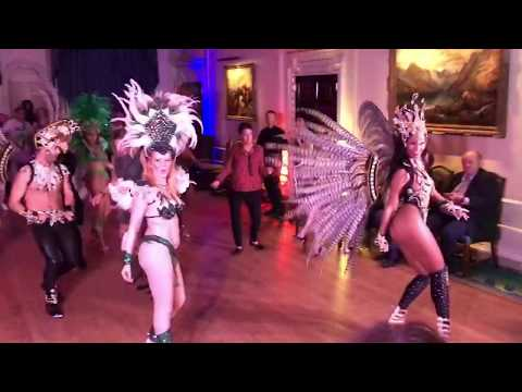 London School of Samba - Caledonian Club (November 2017)