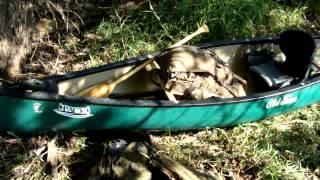 Old Town Pack Angler Canoe