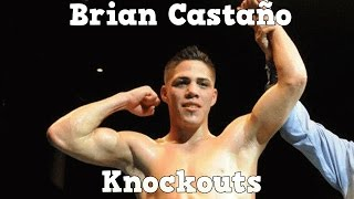 Brian Castaño - Highlights / Knockouts