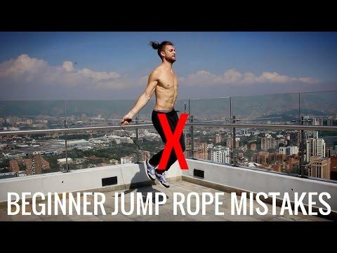 Top Beginner Jump Rope Mistakes