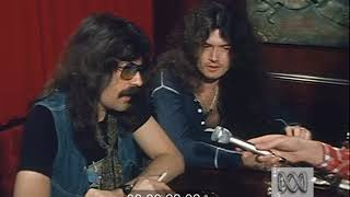 Historic archival new video discovery for Deep Purple Mark 3