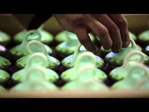 El proceso de producción de La Cartuja de Sevilla. 3Min