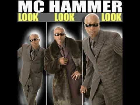 MC Hammer - I Got It From  The Town