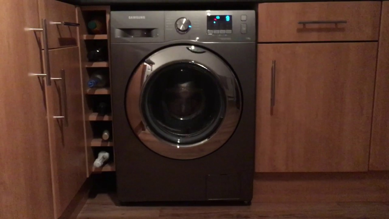 Review Samsung Washing Machines Home Safe