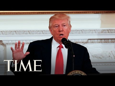 President Donald Trump's First Address To A Joint Session Of Congress Full Speech | TIME
