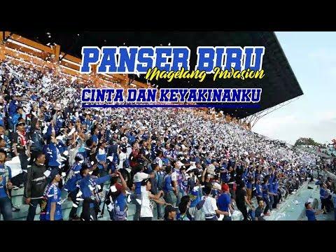 CINTA DAN KEYAKINANKU (AWAY DAYS MAGELANG) PSIS Semarang vs PPSM Magelang