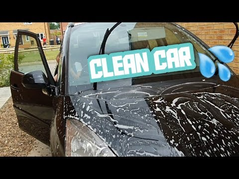 A clean car #stevesfamilyvlogs