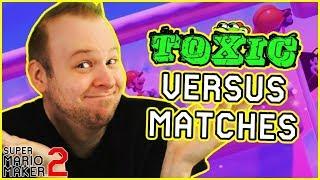 My Most TOXIC VS Matches! [Super Mario Maker 2]
