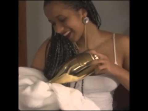 Cardi B. on Her Future Baby's Behavior.....Washpoppin.com