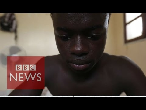 Migrant Crisis: 'I pray to go and succeed' BBC News