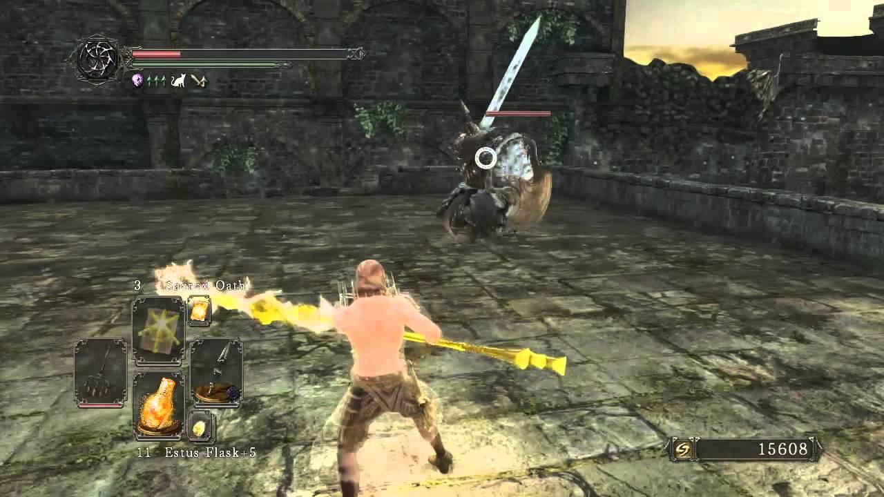 sunlight spear dark souls 2