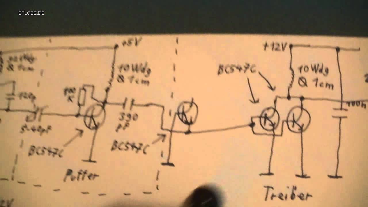 5 Watts 7 Mhz IRF510 transmitter wiring diagram - eflose #127