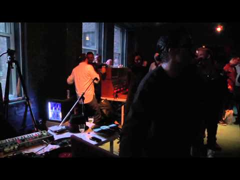 Dam Funk Live Boiler Room NYC x Red Bull Music Academy LIVE SHow