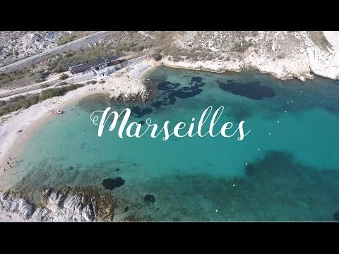 Travelling in Marseilles - 4K