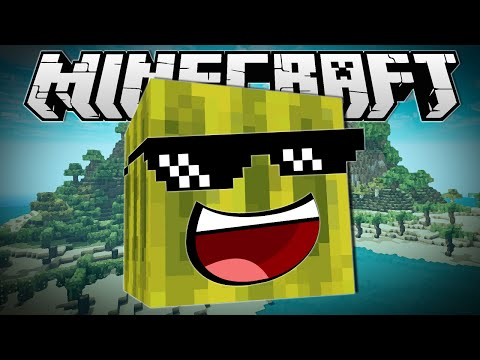 Minecraft | TROPICAL PARADISE (NEW MAP!!) | Hide N Seek Minigame