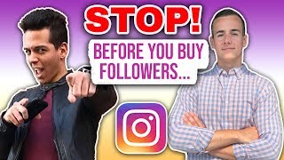 Buying Instagram Followers? ❌ (here's what happens)