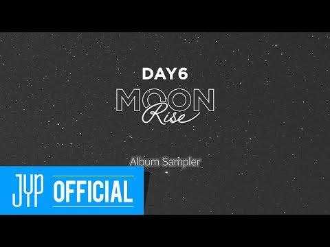 """DAY6 """"MOONRISE"""" Album Sampler"""