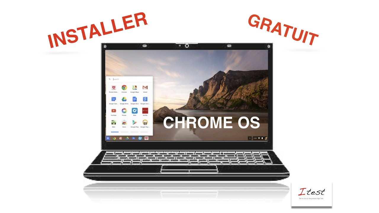 installer chrome os sur un ancien pc cloudready youtube. Black Bedroom Furniture Sets. Home Design Ideas