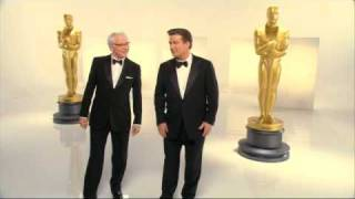 The Oscar® Hosts - behind the scenes