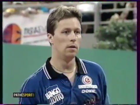 Table Tennis From The Past IX - 2000 - SWEDEN Vs CHINA