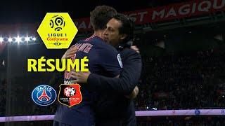 Paris Saint-Germain - Stade Rennais FC ( 0-2 ) - Résumé - (PARIS - SRFC) / 2017-18