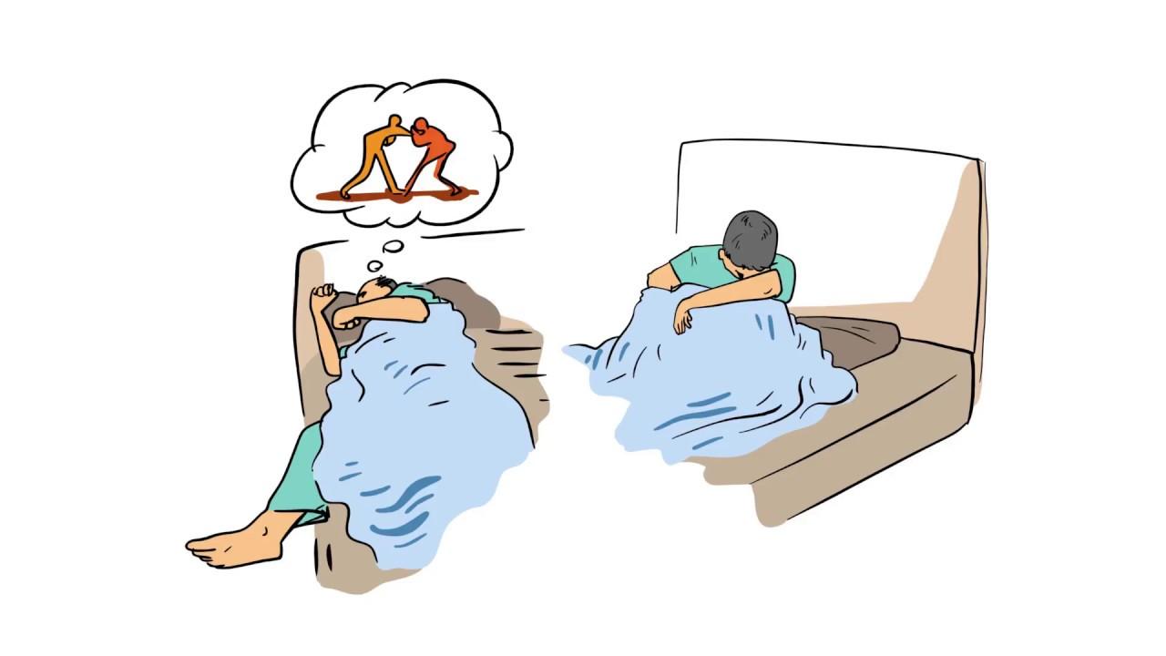 Rem Sleep Behavior Disorder Youtube