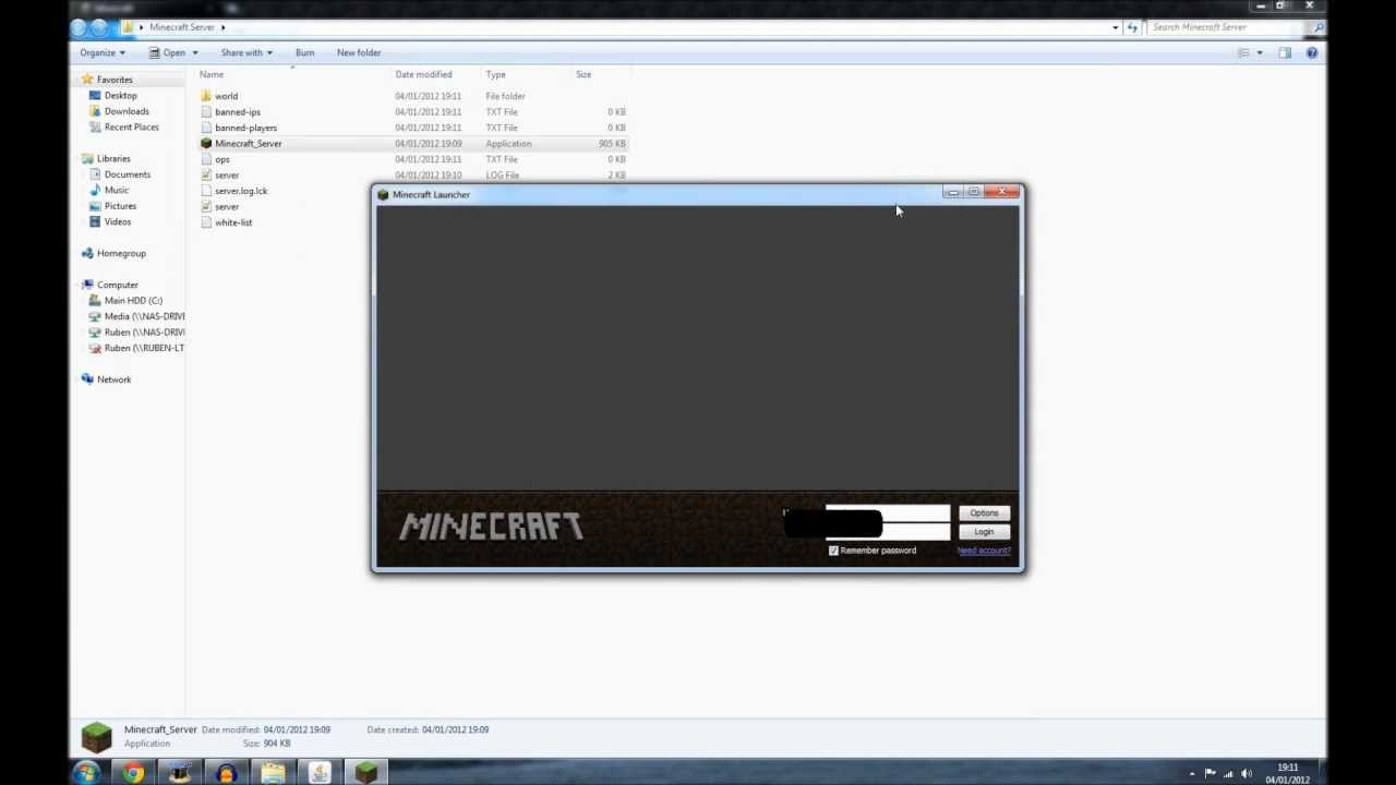 Minecraft Offline Server Tutorial YouTube - Minecraft server erstellen offline