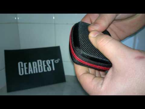 (GearBest) Earphones Case  KZ EVA Zipper Box