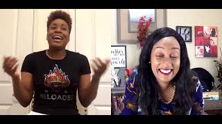 Special Guest Minister Danielle Miles - The Conversation with Maria Byrd Show