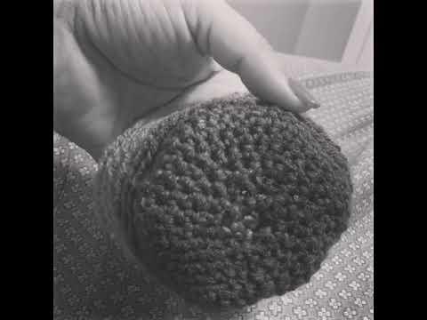 I made handmade jewelry box. Crochet