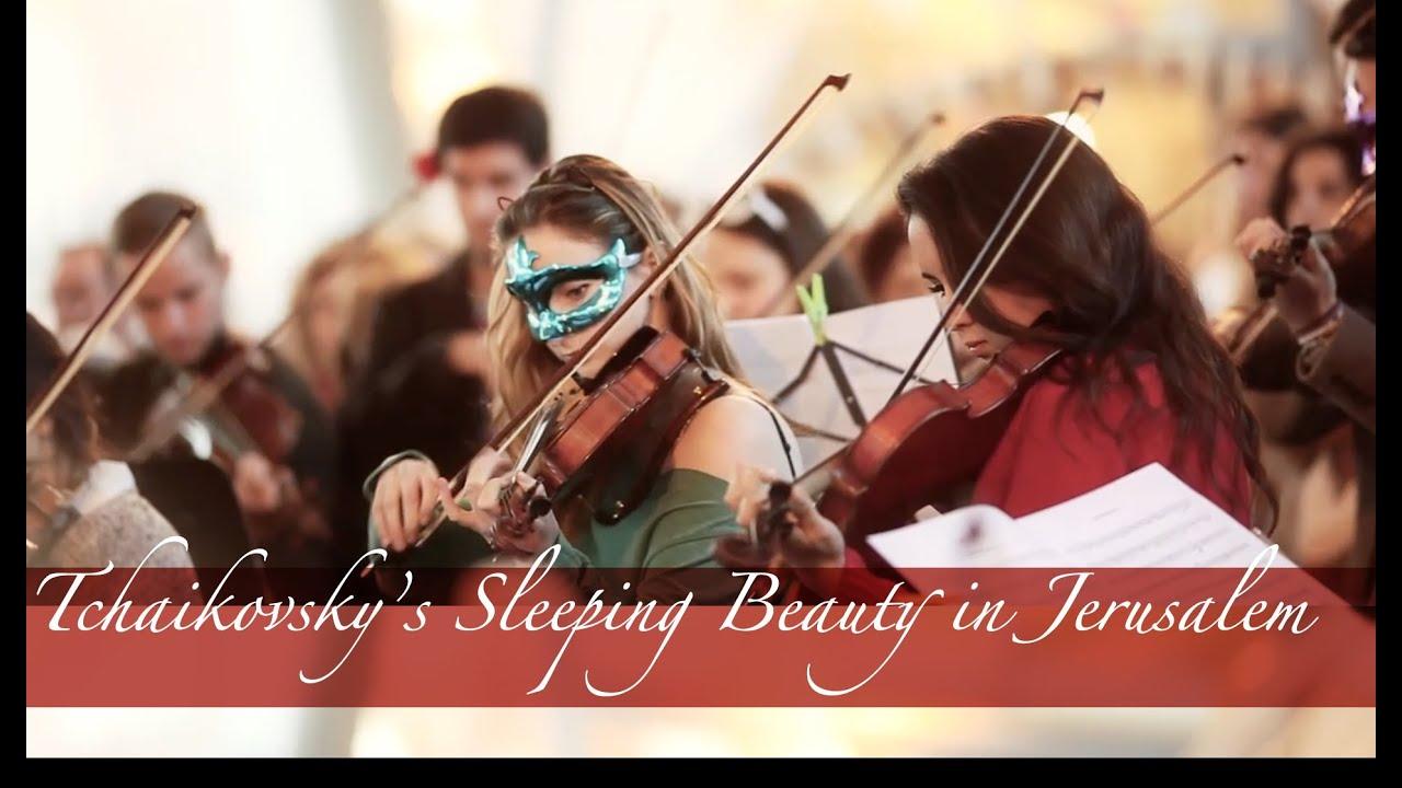 """Résultat de recherche d'images pour """"youtube - Tchaikovsky's Sleeping Beauty Flash Mob in Jerusalem"""""""