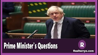 Prime Minister's Questions - 20th January 2021