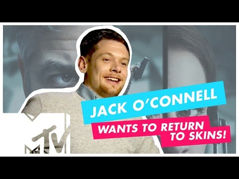 Jack O'Connell Wants To Return To Skins!  MTV