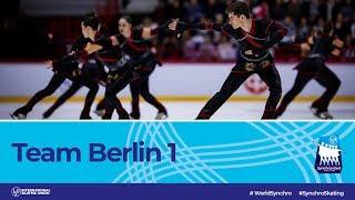 Team Berlin 1 (GER)   Helsinki 2019   #WorldSynchro