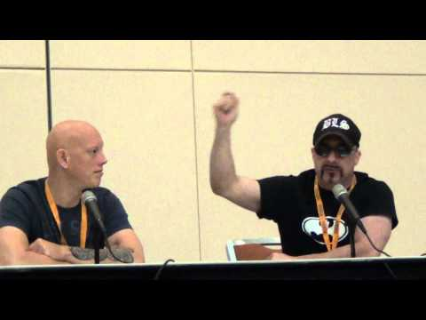 Spotlight on Greg Capullo Baltimore Comic Con 2014 p1