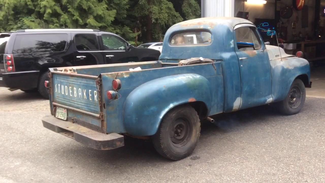 36' Studebaker truck by Jim's Classic Garage