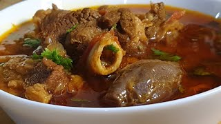 Mutton Curry Bachelor's Special ♥️ | Easy Mutton Masala Recipe ♥️