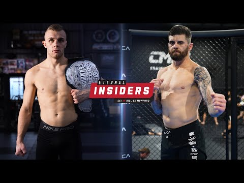 ETERNAL INSIDERS   ETERNAL MMA 61: HILL VS MUMFORD