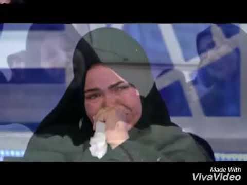 شيرين سلم على الشهداء اللي معاك فيديو حزين
