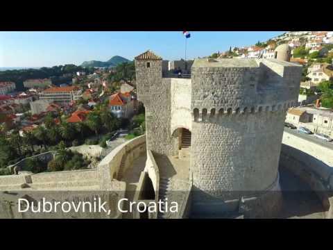 Honeymoon Traveling - taken clip by Drone