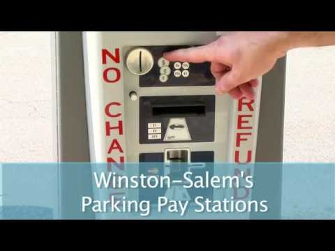How to Pay at Parking Stations