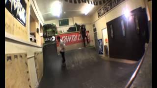 MiniRamp Skating with Eric.