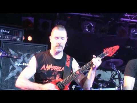 Annihilator - Phoenix Rising & Sounds Good To Me, Live In Sheffield, UK, 15th November 2010.mpg