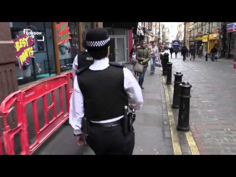 Three decades working for the Met Police