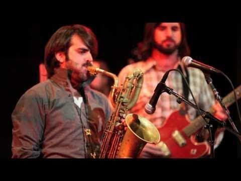 The Budos Band - Black Venom (Live on KEXP)