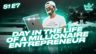 Day in the Life of a Millionaire Day Trader (25 Years Old)