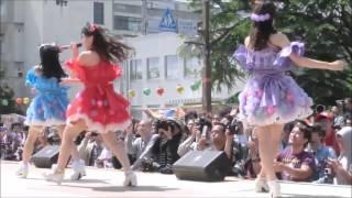 2016年5月4日丸亀お城まつり きみともキャンディ 動画№1.