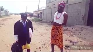 Chief Imo and His New Village Boy - Chief Imo Comedy